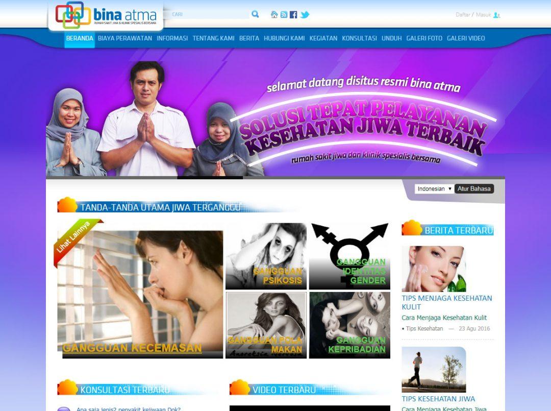 RSJ Bina Atma