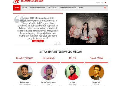 Telkom CDC Medan