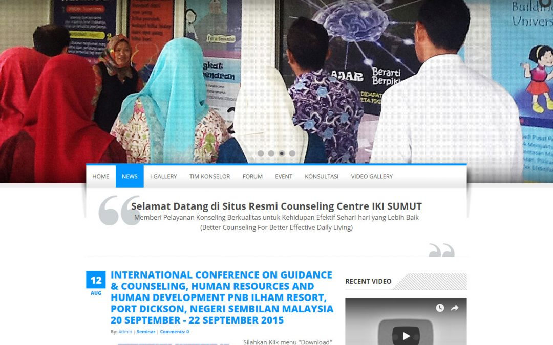 Counseling Centre IKI SUMUT