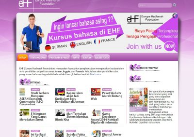 Europe Hadharah Foundation (EHF)