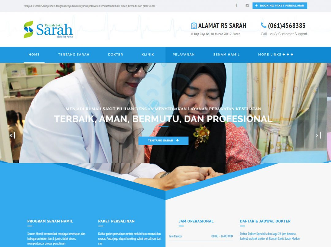 RSU Sarah Medan