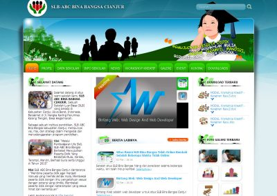 SLB Bina Bangsa Cianjur