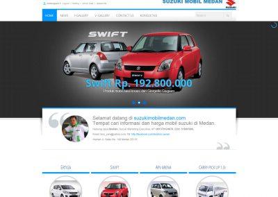 Suzuki Mobil Medan