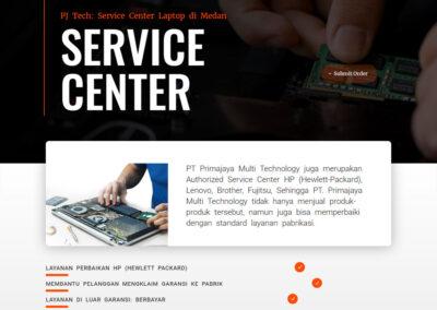 Toko Komputer Medan PJ Tech